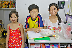 Children Running Store
