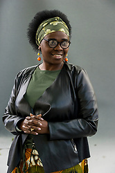 Pictured: Jennifer Nansubuga Makumbi <br /> Jennifer Nansubuga Makumbi is a Ugandan novelist and short story writer. Her doctoral novel, The Kintu Saga, was shortlisted and won the Kwani? Manuscript Project in 2013. It was published by Kwani Trust in 2014 under the title Kintu.
