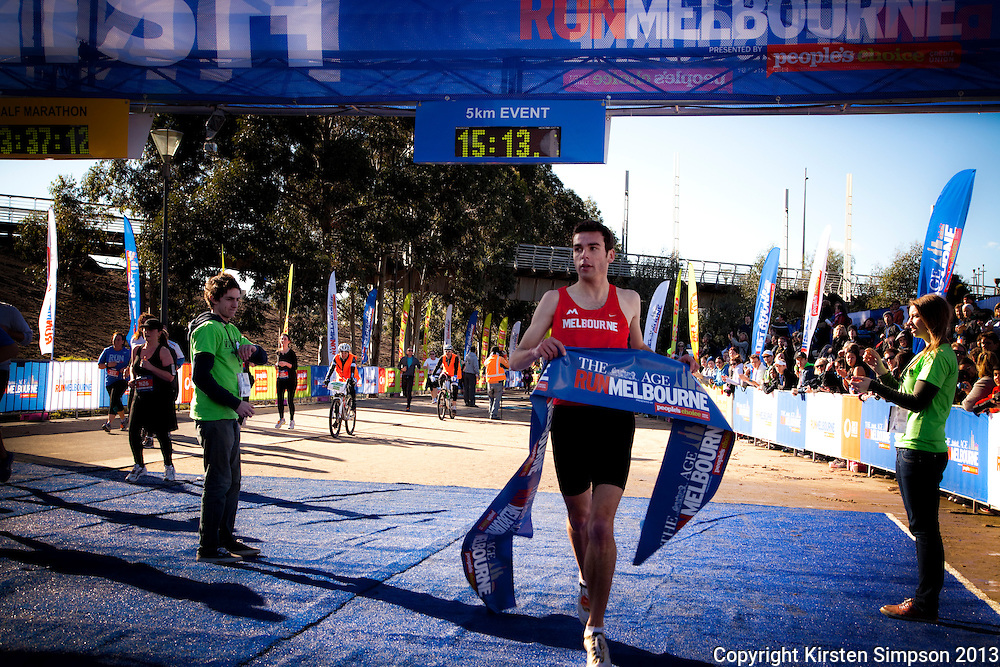 Start to Finish & The Age Run Melbourne