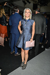 PIPS TAYLOR at the Maserati Levante VIP Launch party held at the Royal Horticultural Halls, Vincent Square, London on 26th May 2016.
