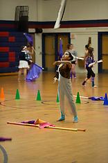 Biglerville Warmups & Practice at Conestoga Valley