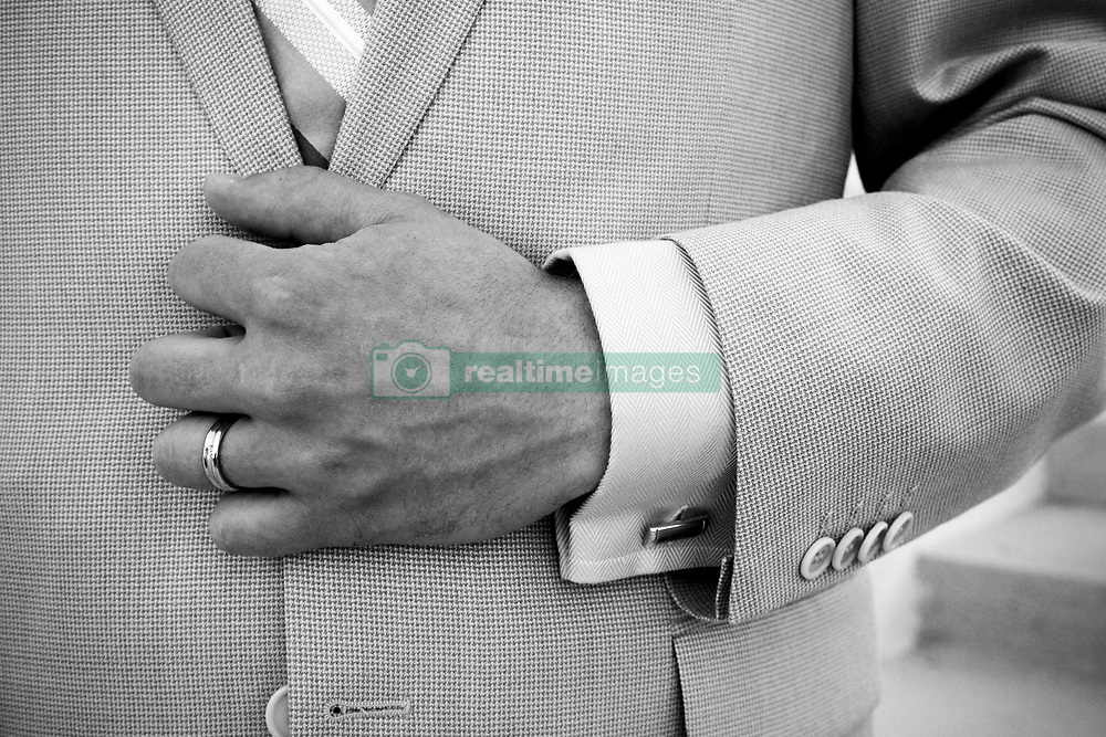 July 21, 2019 - Businessman In Suit (Credit Image: © Caley Tse/Design Pics via ZUMA Wire)