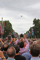 A400M Atlas, RAF100 Parade and Flypast, The Mall & Buckingham Palace, London, UK, 10 July 2018, Photo by Richard Goldschmidt, Royal Air Force Centenary parade and flypast of RAF aircraft over London.