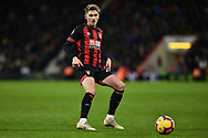 AFC Bournemouth Midfielder, David Brooks (20) during the Premier League match between Bournemouth and Chelsea at the Vitality Stadium, Bournemouth, England on 30 January 2019.