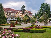 Sanatorium Polonia, Kudowa-Zdrój, Polska<br /> Sanatorium Polonia, Kudowa-Zdrój, Poland
