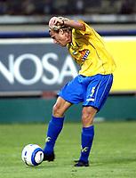 Fotball<br /> Spania 2004/05<br /> Villareal<br /> Foto: Digitalsport<br /> NORWAY ONLY<br /> Diego Forlan