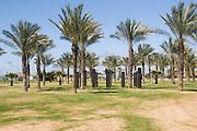 Israel, Tel Aviv, Yarkon park, Ganei Yehoshua, Israeli war memorial