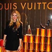 NLD/Amsterdam/20100901 - Opening Louis Vuitton instore in de Bijenkorf, Lieke van Lexmond