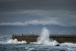 South Africa - Cape Town - 2 July 2020 - Moullie Point. Another storm is approachingthe Western Cape. Photographer: Armand Hough/African News Agency(ANA)