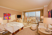 Luxury Room at the Wynn resort, Las Vegas, Nevada