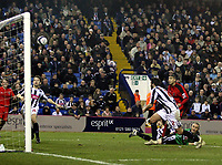 Photo: Mark Stephenson/Sportsbeat Images.<br /> West Bromwich Albion v Coventry City. Coca Cola Championship. 04/12/2007.Coventry's Leon Best scores