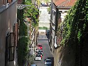 Italy, Rome, street scene