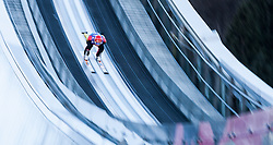 31.12.2016, Schattenbergschanze, Oberstdorf, GER, FIS Weltcup Ski Sprung, Vierschanzentournee, Oberstdorf, Training, im Bild Andreas Wank (GER) // Andreas Wank of Germany during his Practice Jump for the Four Hills Tournament of FIS Ski Jumping World Cup at the Schattenbergschanze in Oberstdorf, Germany on 2016/12/31. EXPA Pictures © 2016, PhotoCredit: EXPA/ Jakob Gruber