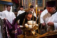 Wigilia wyznawców prawosławia na Podlasiu
