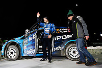 Ostberg Mads, M-Sport World Rally Team, Ford, Fiesta Wrc, Ambiance Portrait during the 2016 WRC World Rally Car Championship, Sweden rally from February  12 to 14, at Hagfors - Photo Bastien Baudin / DPPI