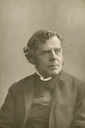 'William Boyd Carpenter (1841-1918) c1890, English churchman. Bishop of Ripon 1884-1911. He was Interested in eugenics  and also President of the Society for Psychical Research.'
