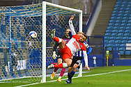 Mason Bennett during the EFL Sky Bet Championship match between Sheffield Wednesday and Millwall at Hillsborough, Sheffield, England on 7 November 2020.
