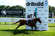 Laikaparty ridden by Hollie Doyle trained by Archie Watson wins The ITEC EPF Novice Median Auction Stakes (Class 5) - Mandatory by-line: Robbie Stephenson/JMP - 04/09/2019 - PR - Bath Racecourse - Bath, England - Bath Races