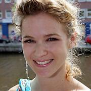 NLD/Amsterdam/20080515 - Nominatielunch John Kraaijkamp Musical Awards 2008, Carolijn van den Berg