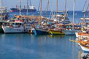 Israel, Eilat Yacht club and Marina