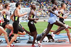 Samsung Diamond League adidas Grand Prix track & field; men's 1500 meters, Lagat,