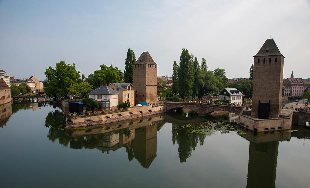 Straussberg, France's medieval towers