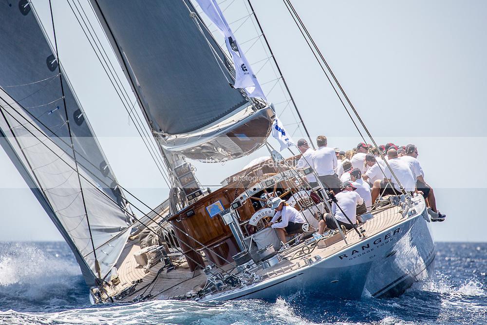 Superyacht Cup Palma 2014