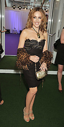 KYLIE MINOGUE at the 2009 Glamour Magazine Awards held in Berkeley Square, London on 2nd June 2009.