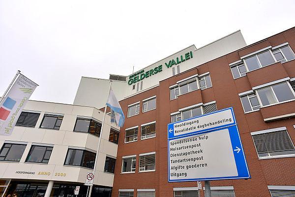 Nederland, Ede, 16-3-2013Ziekenhuis de Gelderse Vallei heeft het prdikaat christelijk uit de naam geschrapt.Foto: Flip Franssen