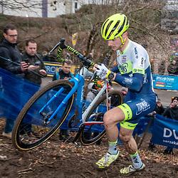 2020-01-05 Cycling: dvv verzekeringen trofee: Brussels: Corne van Kessel showing a strong performance for his new team