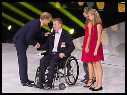 September 24, 2017 - Toronto, Canada - Image licensed to i-Images Picture Agency. 23/09/2017. Toronto, Canada. Prince Harry gives speech at the opening ceremony of  the Invictus Games in Toronto, Canada. Picture by Stephen Lock / i-Images (Credit Image: © Stephen Lock/i-Images via ZUMA Press)