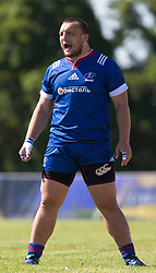 June 16, 2018 - Ottawa, ON, U.S. - OTTAWA, ON - JUNE 16: Evgeny Pronenko (3 Tighthead) of Russia in the Canada versus Russia international Rugby Union action on June 16, 2018, at Twin Elms Rugby Park in Ottawa, Canada. Russia won the game 43-20. (Photo by Sean Burges/Icon Sportswire) (Credit Image: © Sean Burges/Icon SMI via ZUMA Press)
