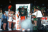 1996 Hurricanes Men's Basketball (2010 Scans)