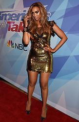 NBC's 'America's Got Talent' Season 12 Live Show. 05 Sep 2017 Pictured: Tyra Banks. Photo credit: MEGA TheMegaAgency.com +1 888 505 6342