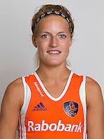 DEN HAAG - Carlien Dirkse van den Heuvel, Nederlands Team hockey dames.