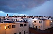 Onweer boven Duindorp, Den Haag - Thunder above The Hague, Netherlands