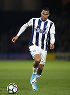 WBA's Salomon Rondon in action during the Premier League match at Vicarage Road Stadium, London. Picture date: April 4th, 2017. Pic credit should read: David Klein/Sportimage