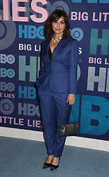 May 29, 2019 - New York City, New York, U.S. - Actress GINA GERSON attends HBO's Season 2 premiere of 'Big Little Lies' held at Jazz at Lincoln Center. (Credit Image: © Nancy Kaszerman/ZUMA Wire)