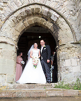 The Wedding of Darren Simmonds  & Jade Seekings at St Mary's Church, Brading with reception at Osborne House, East Cowes, Isle of Wight, on the 29th August 2015.