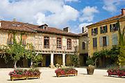 Labastide d'Armagnac, France