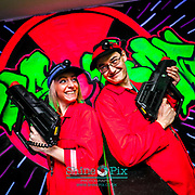Join the fun at Laser Battles during the Easter holidays at Intu Derby! Explore the dark maze, armed with your trusty laser gun as you duck and dive behind the obstacles, in this high-energy, fast-paced challenge. <br /> <br /> Go head to head with your family and friends in each of the 20 minute laser battles. Get the top score and you'll be crowned the ultimate champion.<br /> <br /> Situated on level 1 opposite Iceland, our pop-up experience will be open from Monday 15 April until Sunday 28 April. Tickets are £2.50 per person and can be booked online. Payment and booking is required in advance of the visit.<br /> . Picture by Shaun Fellows / Shine Pix