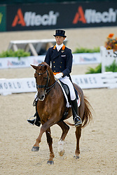 Minderhoud Hans Peter (NED) - Exquis Nadine<br /> Alltech FEI World Equestrian Games <br /> Lexington - Kentucky 2010<br /> © Dirk Caremans