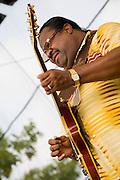 "Andrew ""Jr. Boy"" Jones, Pocono Blues Festival 2007"