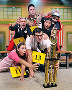 Broadway Palm Dinner Theatre production of The 25th Annual Putnam County Spelling Bee