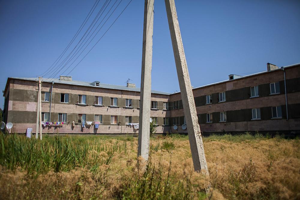 Iraqi and Syrian Refugee Housing Unit                     Armenia