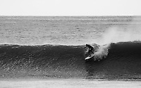 Black & White Surf photography from the Isle of Wight on the south coast of England