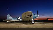 Douglas SBD Sauntless of Erickson Aircraft Collection .