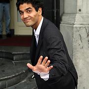 NLD/Amsterdam/20070910 - Voorpremiere Sextet, bedreigde Ehsan Jami
