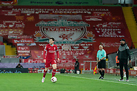 Football - 2020 / 2021 Premier League - Liverpool vs Sheffield United - Anfield<br /> <br /> Liverpool's Andy Robertson in action during todays match  <br /> <br /> COLORSPORT/TERRY DONNELLY