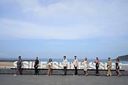 092321 69th San Sebastian International Film Festival: 'Who's stopping us' Photocall